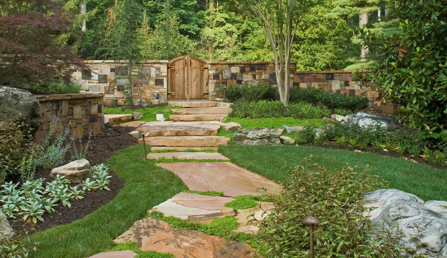 Garden Irrigation \ Smart Landscape Maintenance in Potomac Maryland - garden irrigation design