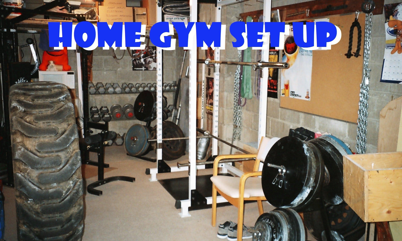 Building A Home Gym Episode 99 Survival Punk Podcast