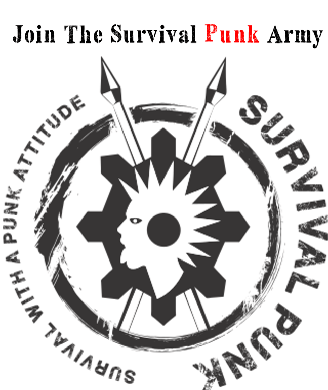 join the Survival Punk Army