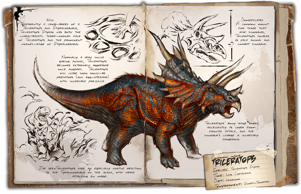 Dossier_Triceratops