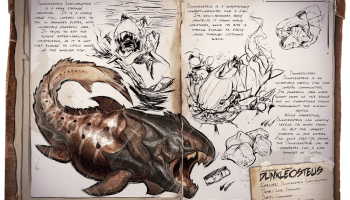 Tusoteuthis - Survive ARK