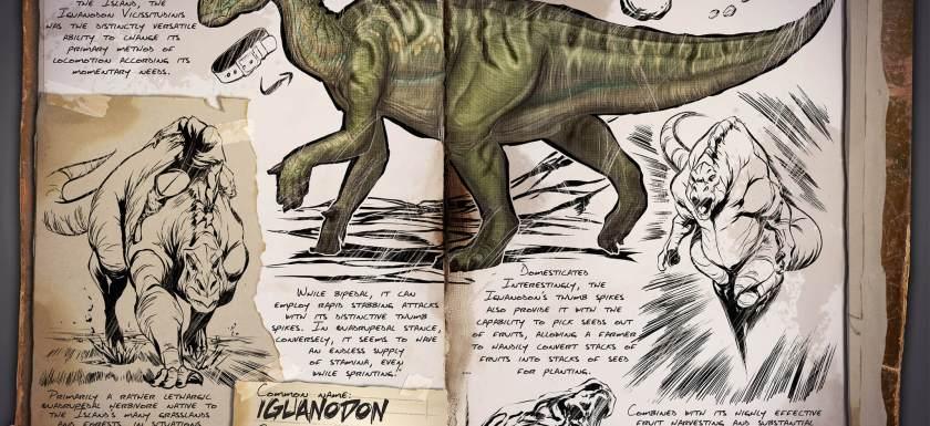 Dossier-Iguanodon