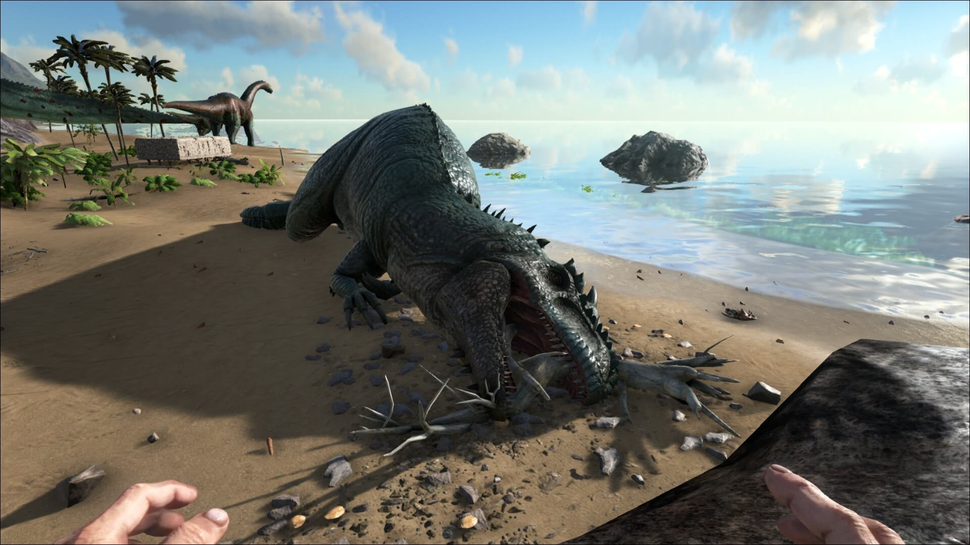 Patch v222 whats new survive ark sleeping peacefully malvernweather Images