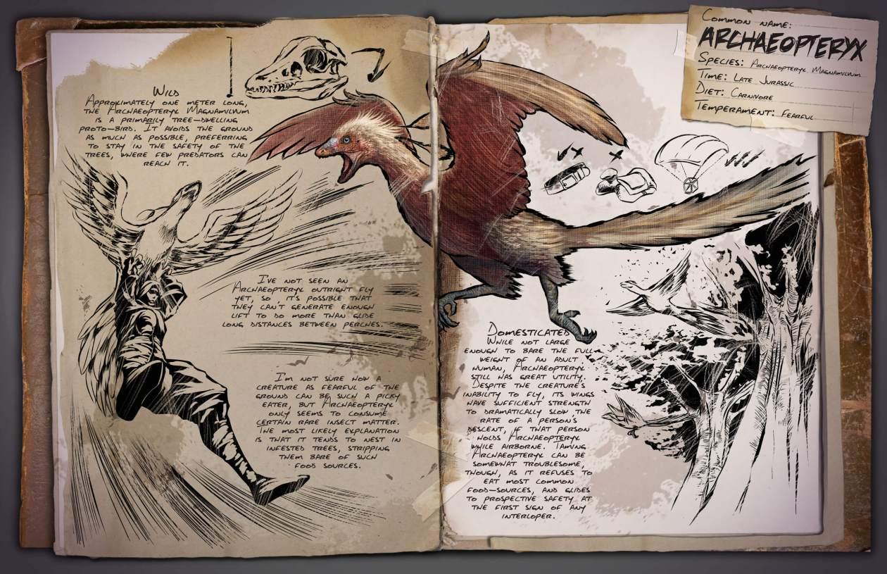 Archaeopteryx_Dossier