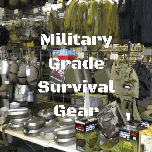 Military Grade Survival Gear