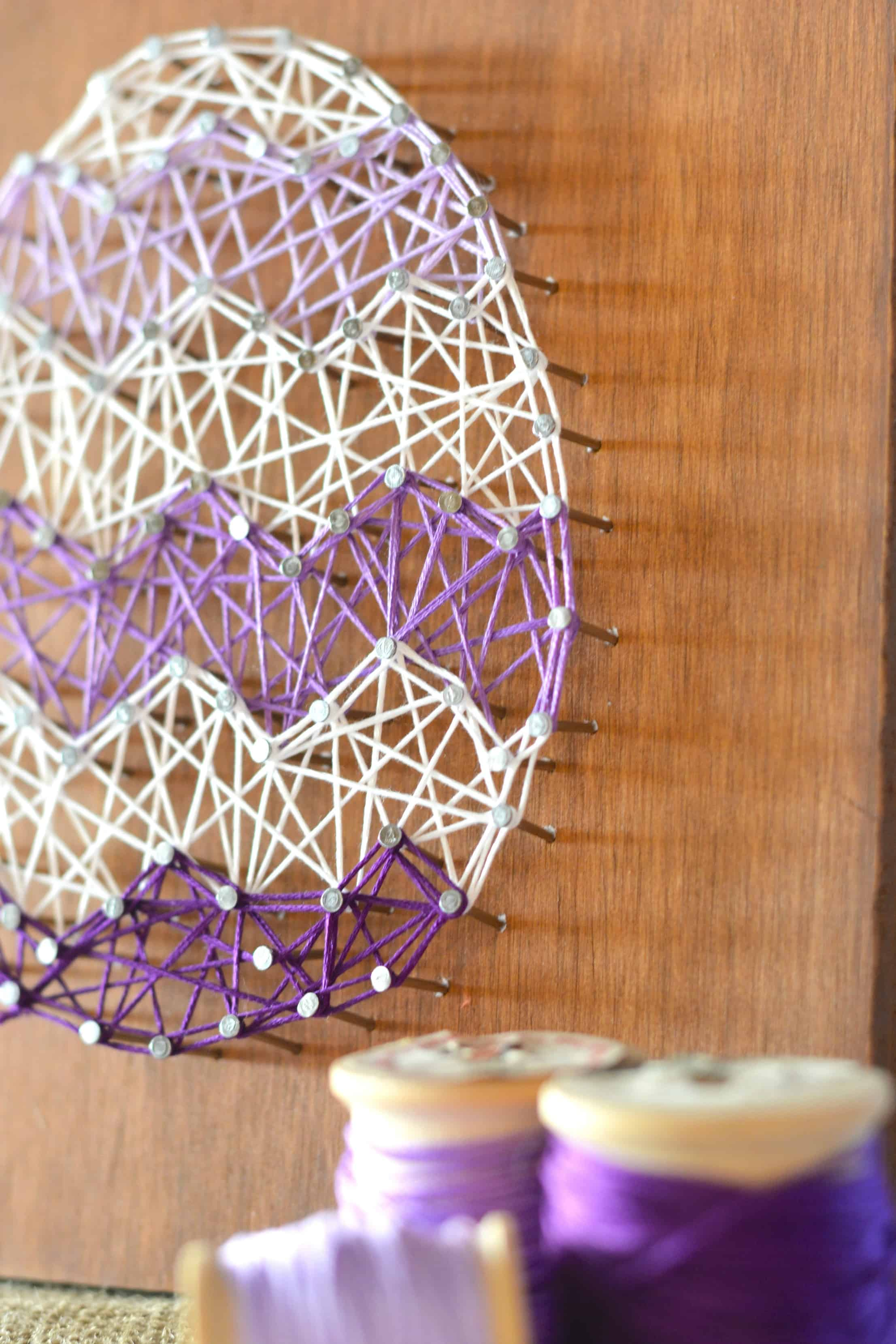 Attractive Crafts Style Home Decorating Ideas Arts Diy Easter Egg String Art Home Decor Craft Arts Crafts Home Decorations home decor Arts And Crafts Home Decor