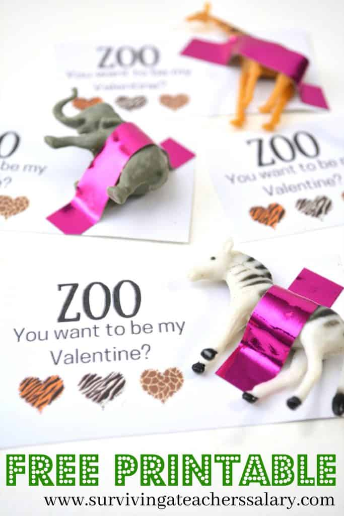 Zoo You Want to be My Valentine?\