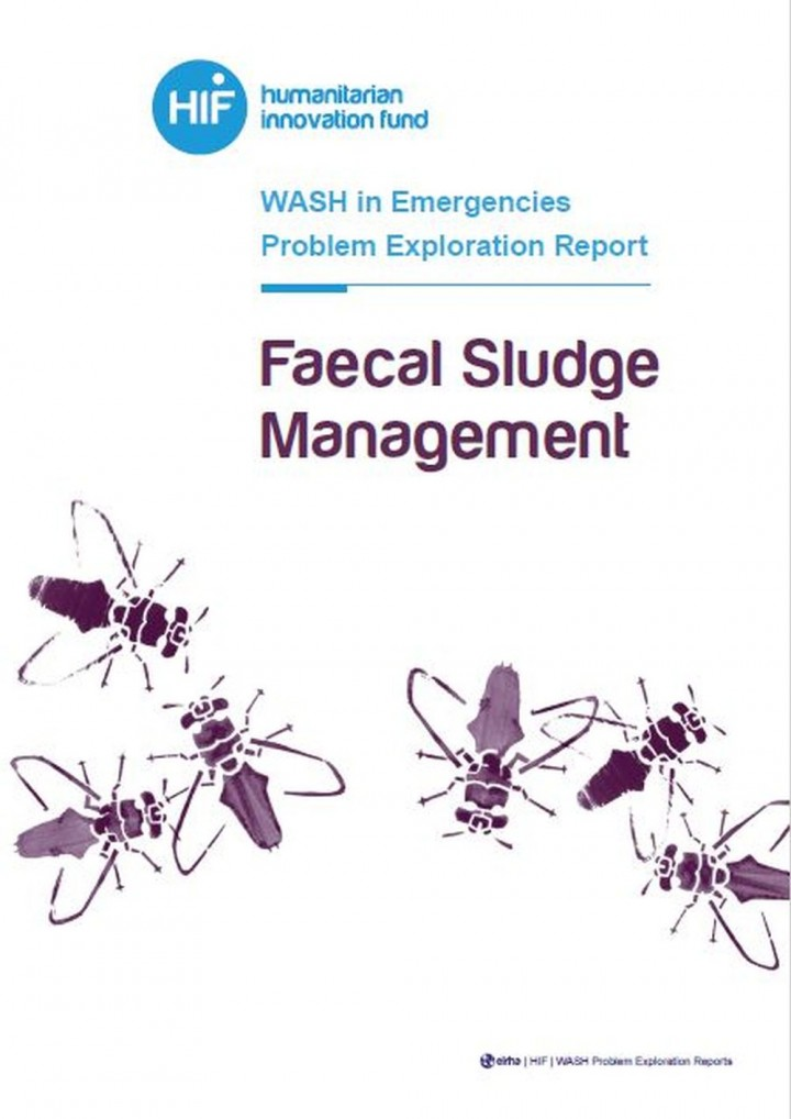 Faecal Sludge Management - WASH in Emergencies, Problem Exploration - problem report
