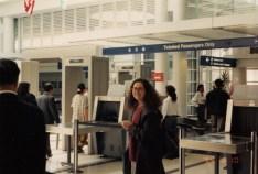 Leaving Chicago for Hong Kong, 1994
