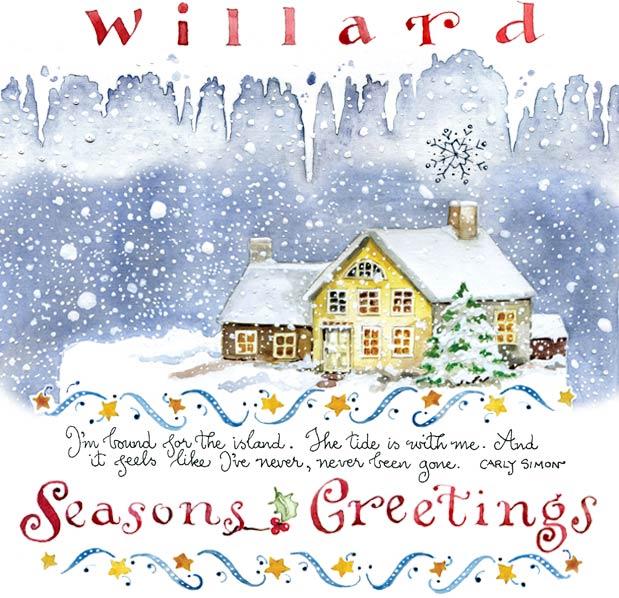 Free Fall Wallpaper And Screensavers Susan Branch Willard December 2012