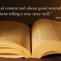 #QOTW: Good Content