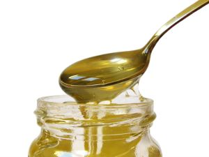 honey from a honey jar for discerning the nature of good and evil at Holy in the Daily