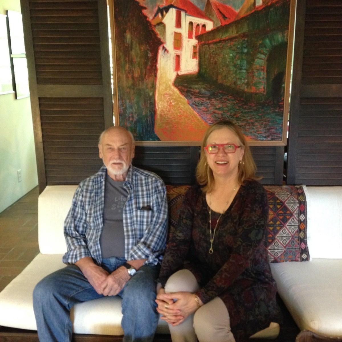 Erik and Helen Sprohge Studio Visit