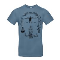 T-shirt Bump, Mirror & Bounce for Belly Hole Freak