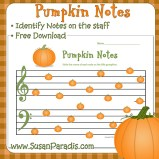 Pumpkin Notes