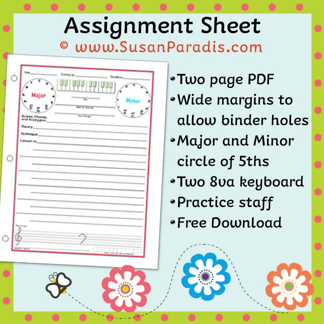 Assignment Sheet Template Daily Assignment Sheet Template Project - daily assignment sheet