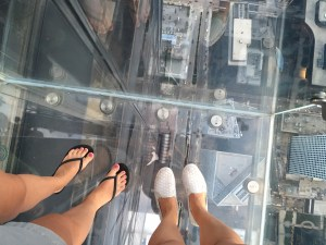 Don't look down!!