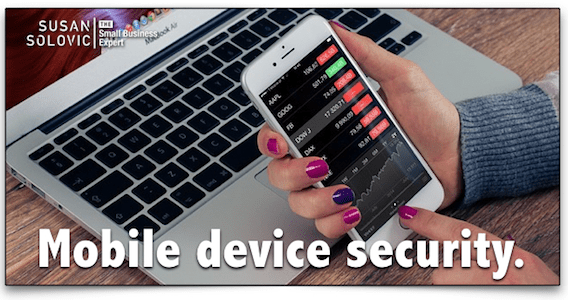 dk business security mobile device