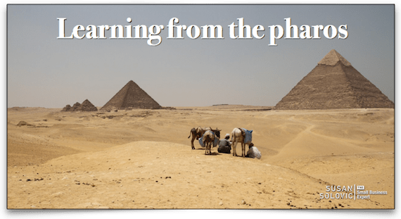 learning from the pharos