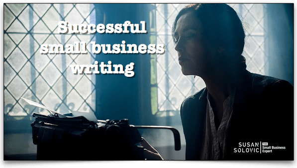 successful-small-business-writing