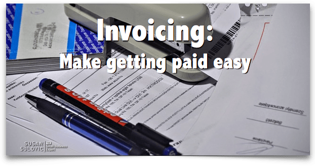 Invoice invoicing getting paid