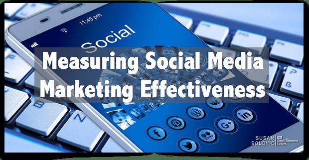 Measuring social media marketing effectiveness