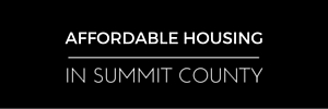 Affordable Housing and Deed Restrictions in Summit County