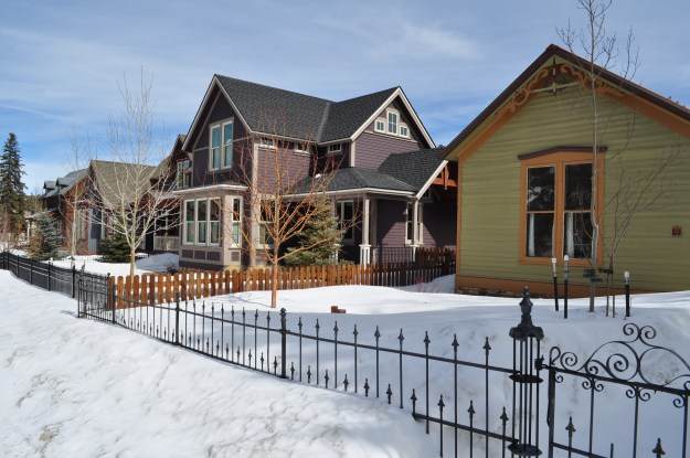 Homes for Sale in Breckenridge's Historic District