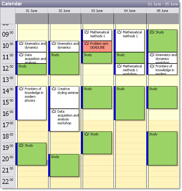 Planning your time  Skills Hub University of Sussex
