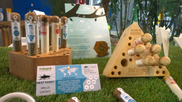 Bug's hotels_exhibitor prototype