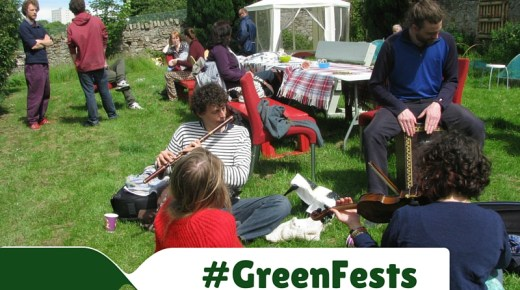 #GreenFests Blog: Celebrating Edinburgh's Community Gardens