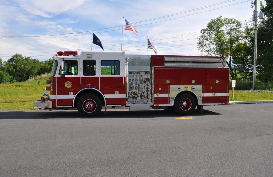 Fire Truck Manufacturers Custom Fire Apparatus Sutphen