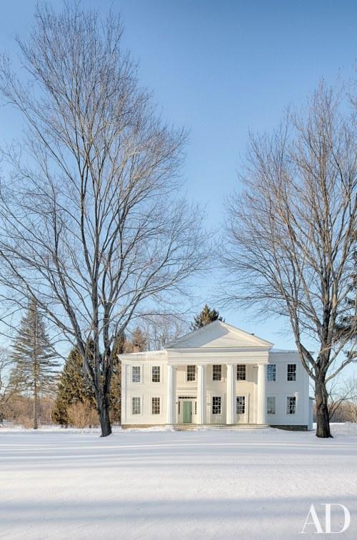 Medium Of Greek Revival House
