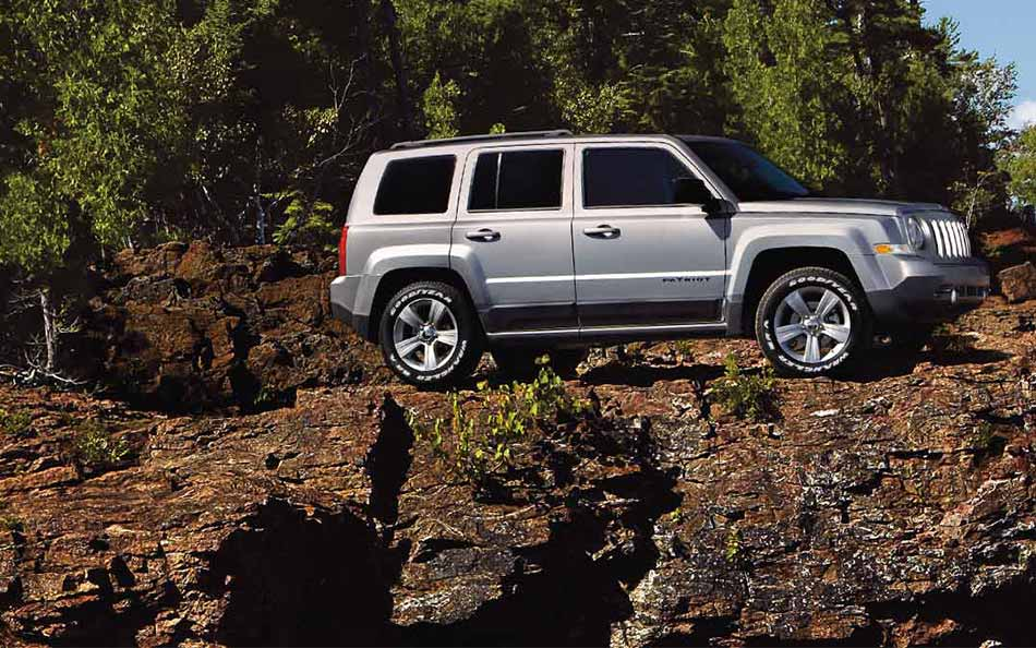 jeep patriot manual transmission review