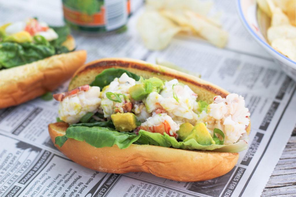Florida Lobster Rolls Suwannee Rose - lobster customer service