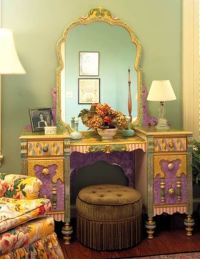 PAINTED FURNITURE INSPIRATION on Pinterest | Painted ...