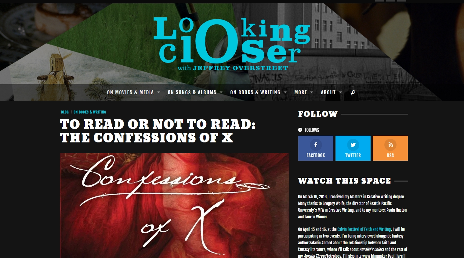 Overstreet Blog