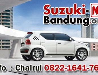 Harga dan Kredit DP Ringan Mobil Suzuki IGNIS Bandung