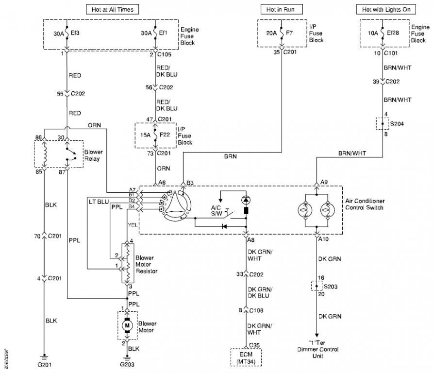 maruti suzuki wiring diagram