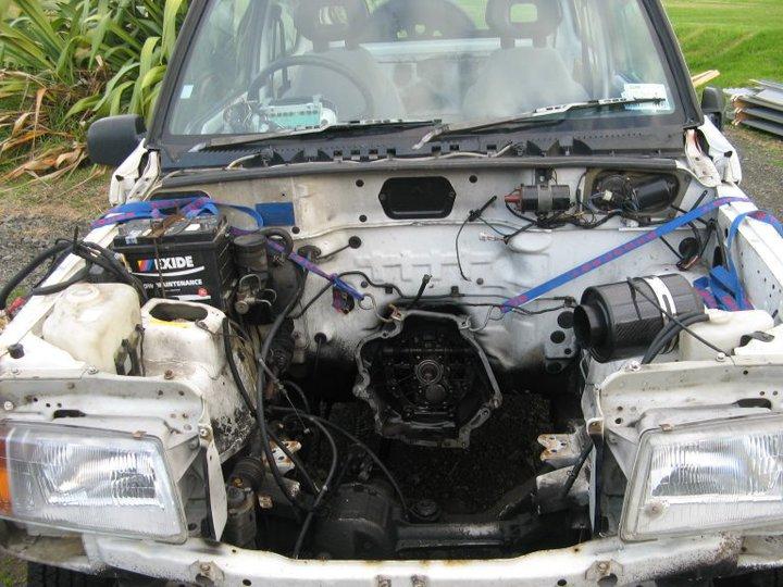 8valve to 16valve engine swap - Suzuki Forums Suzuki Forum Site