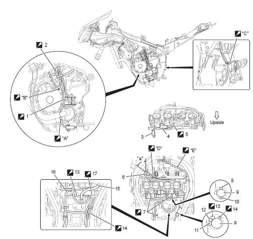 suzuki gsx r fuel pump wire diagram
