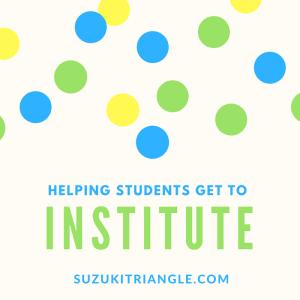 Suzuki Institute