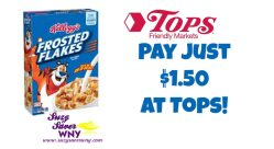 Pool Frosted Flakes Cereal S Markets Deal Suzy Saver Wny June 2016 S Frosted Flakes Cereal Kellogg S Frosted Flakes Recipes Kellogg S Frosted Flakes 15 Oz