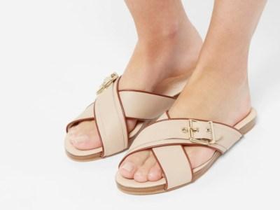 Ted Baker buckle sandal