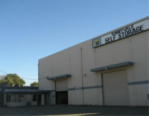 Sunnyvale Self Storage Home