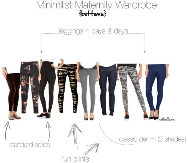 minimalist bottoms
