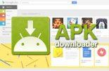 APK Downloader Snadn Stahov N Soubor APK Z Obchodu Play Do
