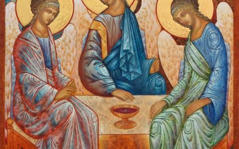 Bog je jedan, ali postoje tri Osobe, koje su vječne jer su od iste božanske tvari.