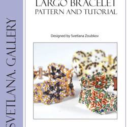 Largo Bracelet Bead Pattern And Tutorial