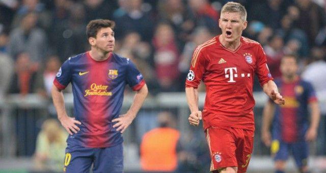 Barca-Bayern